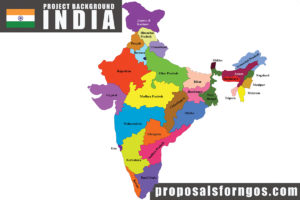 Sample Project Background for India