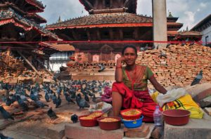 Sample Project Background – Women's Issues in Nepal
