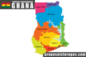 Sample Project Background for Ghana