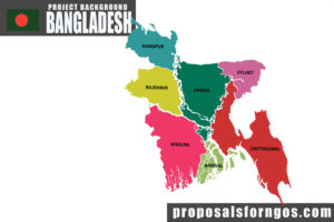 Sample Project Background for Bangladesh