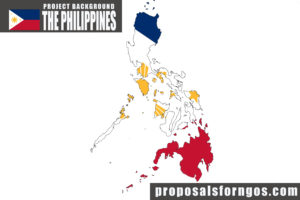 Sample Project Background- The Philippines