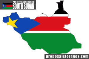 Sample Project Background- South Sudan